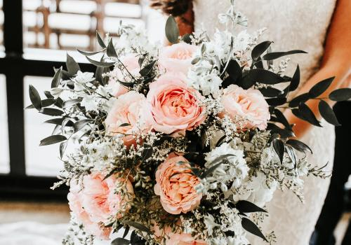 Bridal & Bridesmaid Bouquets