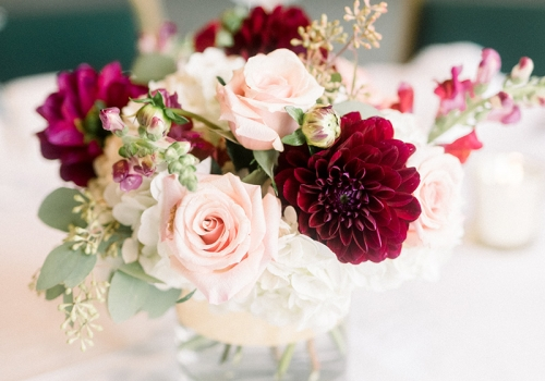 Centerpieces & Reception Flowers